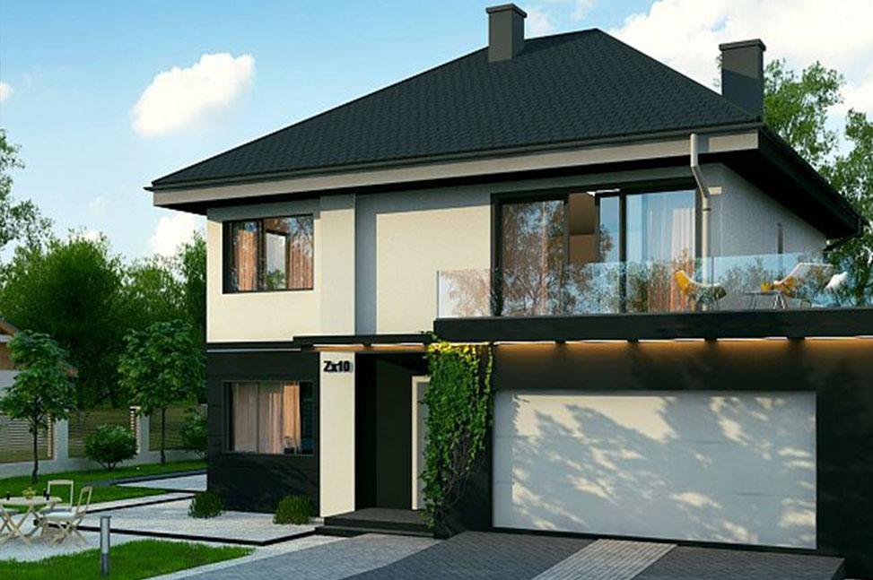 дом бетона туапсе